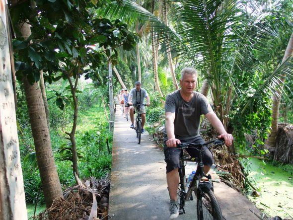 Sykkeltur i Bangkok - OrkideEkspressen
