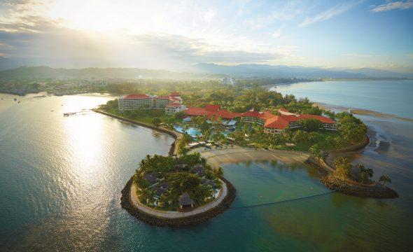 Shangri La's Tanjung Aru, Kota Kinabalu