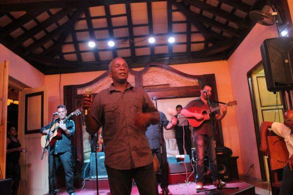 Casa del Trova, Santiago, Cuba - OrkidéEkspressen