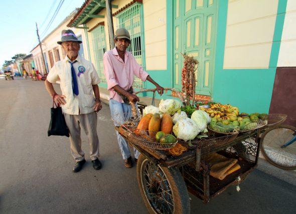 Remedios, Cuba - OrkidéEkspressen