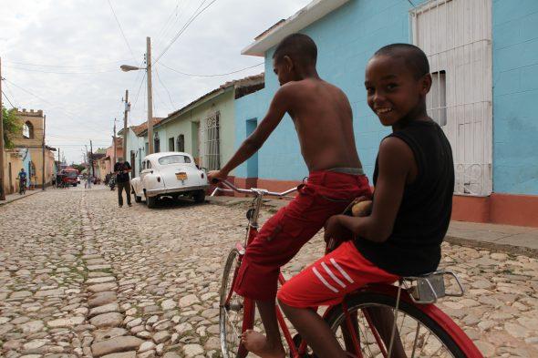 Trinidad, Cuba - OrkidéEkspressen