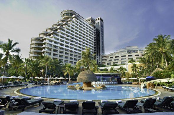 Hilton Hua Hin - OrkideEkspressen
