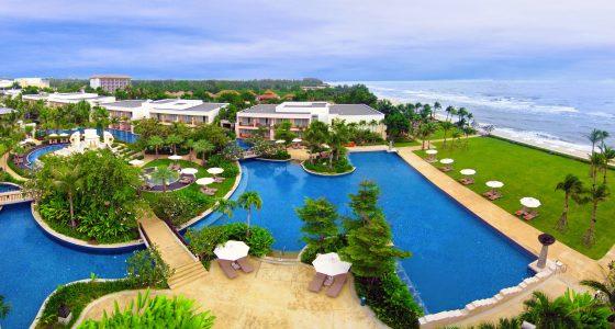 Sheraton Hua Hin Resort & Spa - OrkideEkspressen