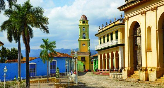 Trinidad de Cuba, Cuba - OrkidéEkspressen