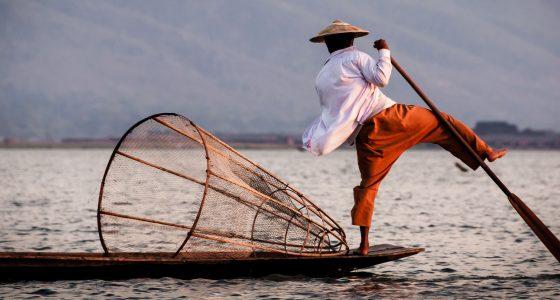 Inle Lake, Myanmar - OrkidéEkspressen