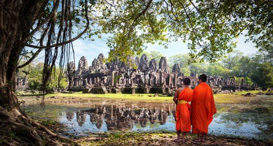 Angkor Wat, Kambodsja - OrkidéEkspressen