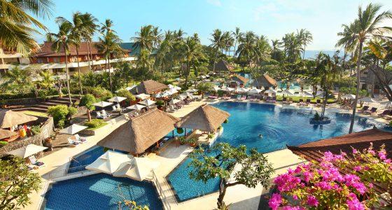 bilde av hovedbasseng Nusa Dua Beach Hotel - Bali