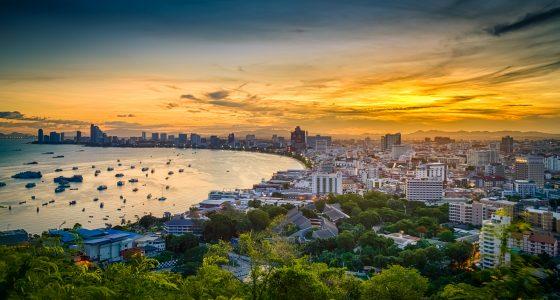 Pattaya, Thailand - OrkidéEkspressen