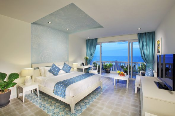 Azul Sea View-rom