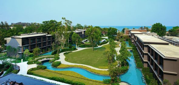 Hua Hin Marriott Resort & Spa - OrkideEkspressen