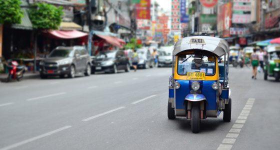 Bangkok, Thailand - OrkidéEkspressen