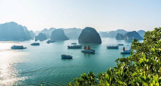 Halong Bay, Vietnam - OrkidéEkspressen