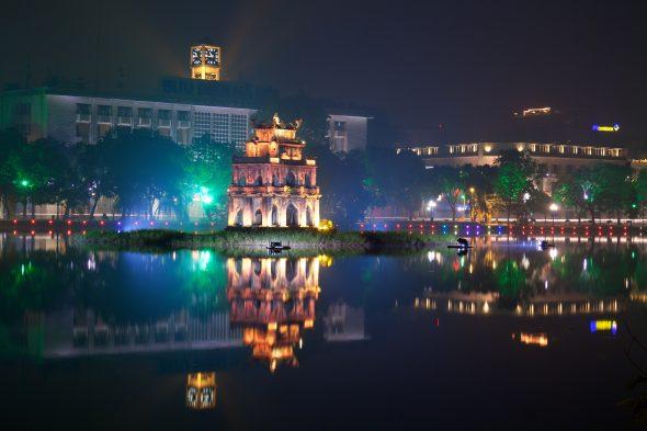 Ho Hoan Kiem-innsjøen