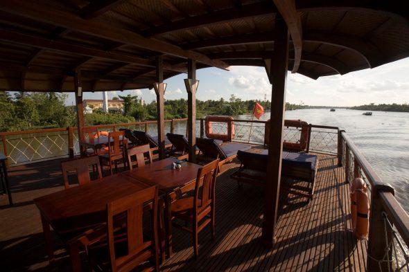 Bassac, Mekongdelta