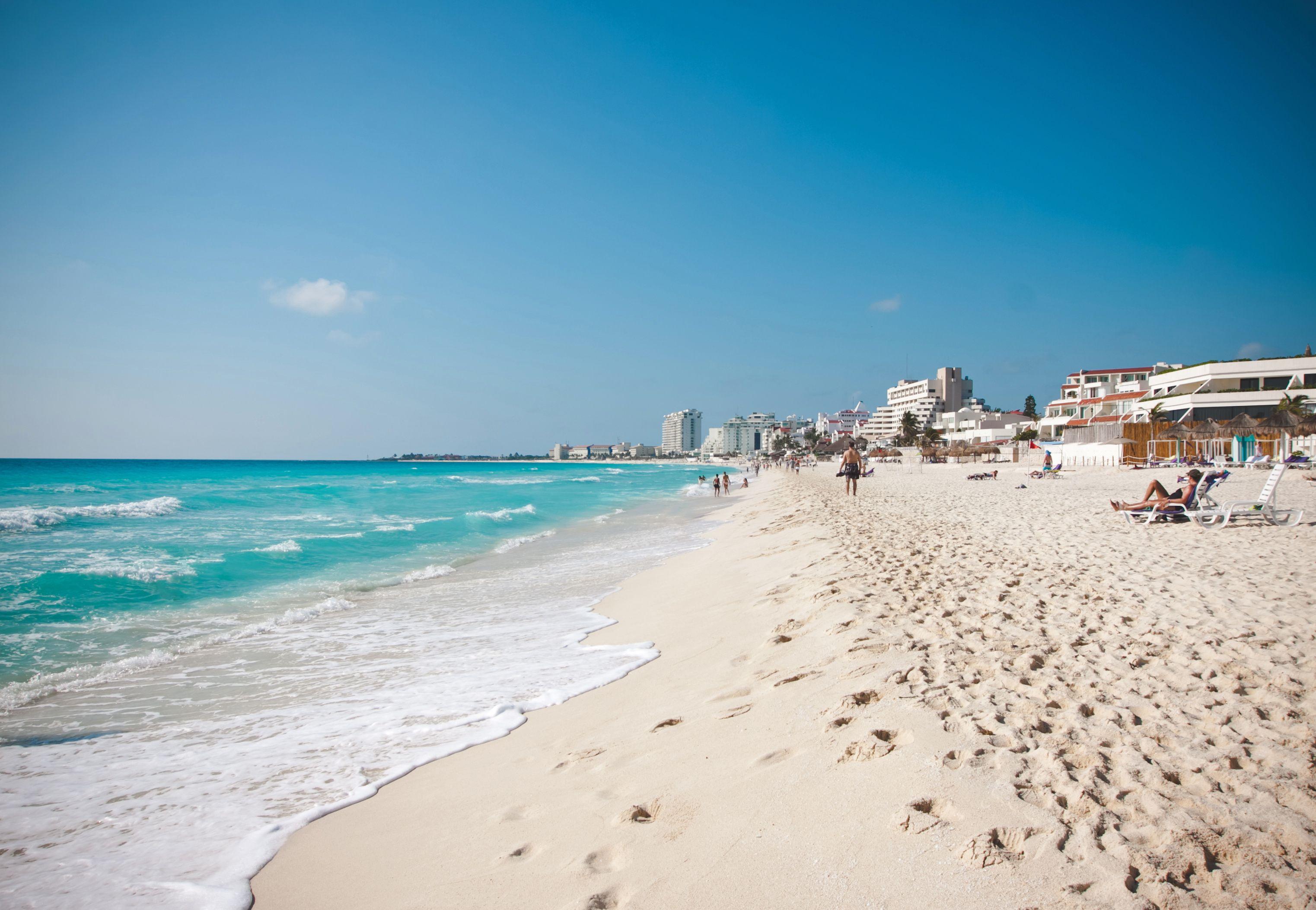 Cancun, Mexico - OrkideEkspressen