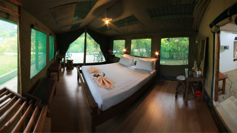 Elephant Hills, Khao Sok - OrkideEkspressen