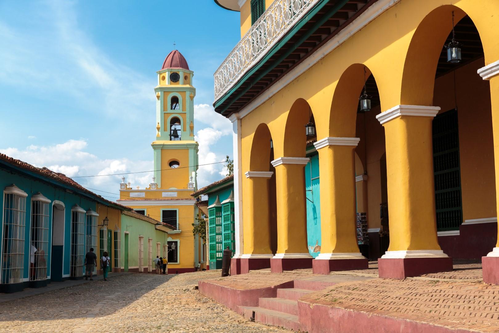 Trinidad, Cuba - OrkideEkspressen