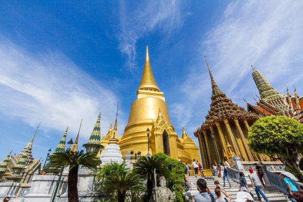 Grand Palace Bangkok - OrkideEkspressen