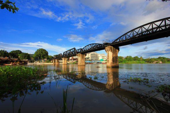 Broen over Kwai.