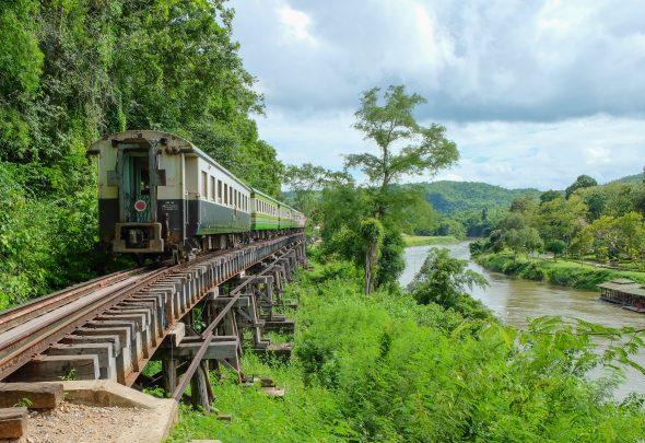 River Kwai - OrkideEkspressen