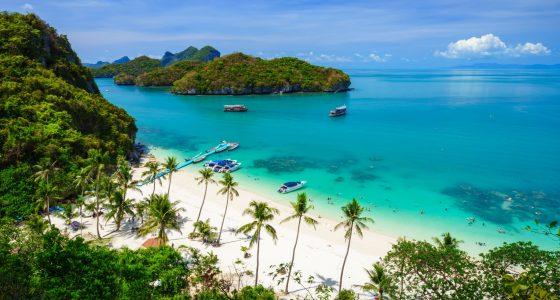 thailand om sommeren hvor