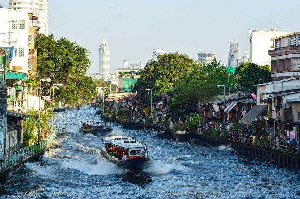 Bangkok kanaler