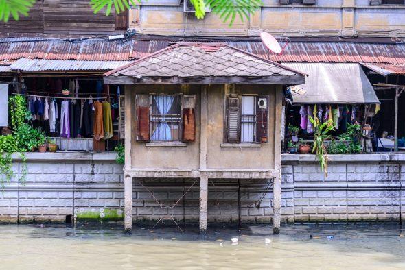 Bangkok kanal
