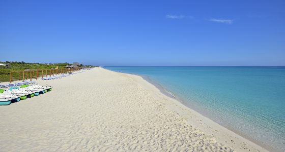 Strand og hav Sol Cayo Santa Maria Cuba