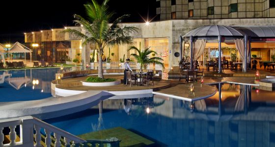 hotellbasseng Hotel Melia Cohiba