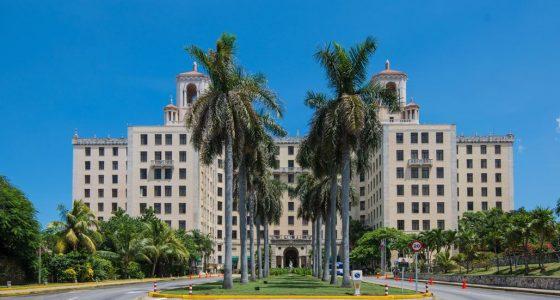 hotel nacional inngangsportal